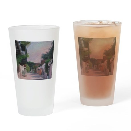 ST. GEORGE STREET Drinking Glass