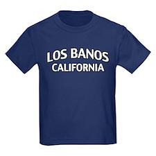 Los Banos California T