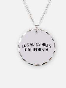 Los Altos Hills California Necklace