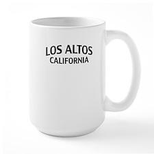 Los Altos California Mug