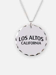 Los Altos California Necklace