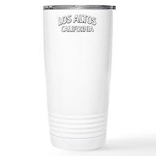 Los Altos California Travel Mug