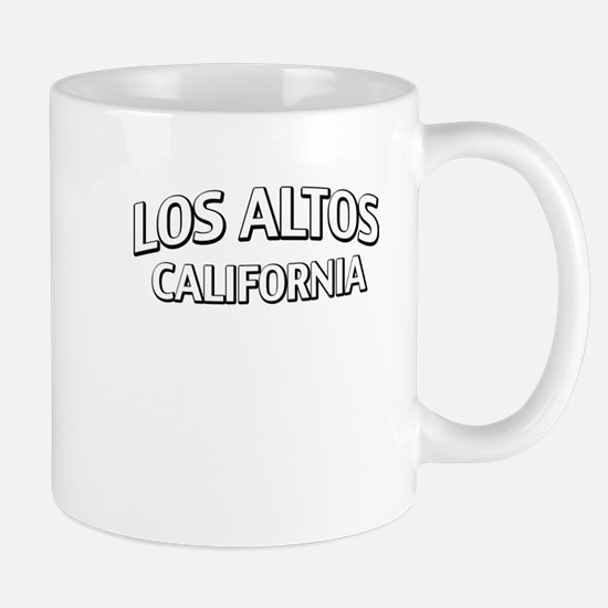 Los Altos California Mug