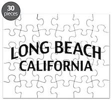 Long Beach California Puzzle