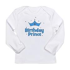 birthdayprince_1st Long Sleeve T-Shirt