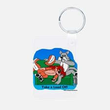 Take A Load Off Keychains