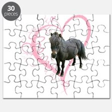 Cute little Pony Puzzle