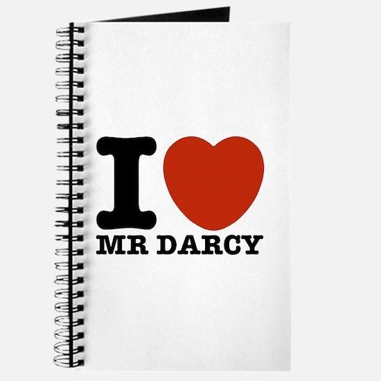 I Love Darcy - Jane Austen Journal