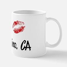 Kiss Me: Chino Mug