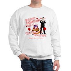Happy V-Day Sweatshirt