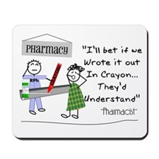 Pharmacy Mousepad