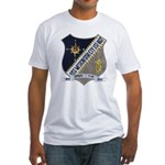 USS WESTCHESTER COUNTY Fitted T-Shirt