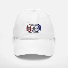 USA Tribal Baseball Baseball Cap