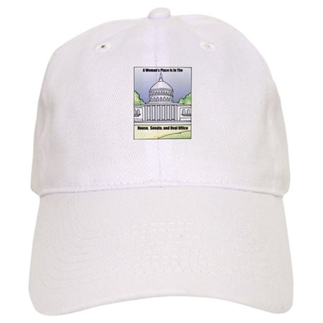 Woman's Place Cap