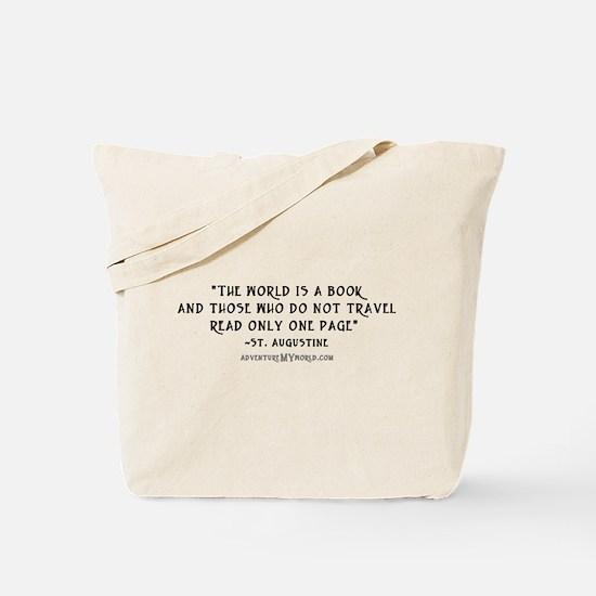 Cute Travel Tote Bag