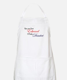 Cute Mens twilight Apron