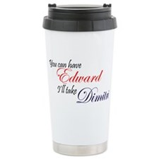 Cute Twilight guy Travel Mug
