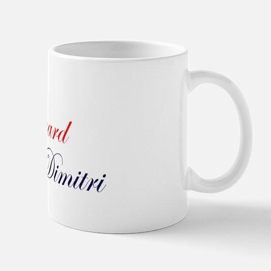 Edward_Demitri Mugs