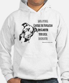 Spay Neuter DOGFIGHTERS Hoodie
