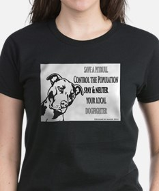 Spay Neuter DOGFIGHTERS Tee