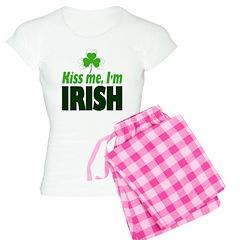 Kiss Me I'm Irish Pajamas