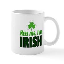 Kiss Me I'm Irish Mug