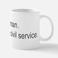 Shrug Mug