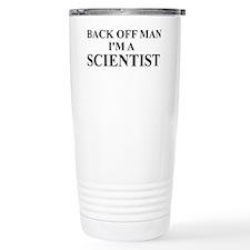 I'm a Scientist Travel Mug