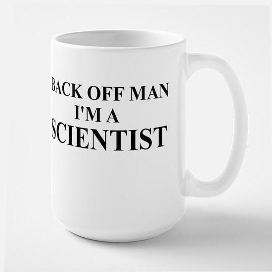 I'm a Scientist Large Mug