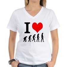 I Heart Evolution Shirt