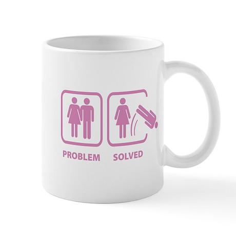 Problem Solved Mug