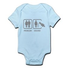 Problem Solved Infant Bodysuit