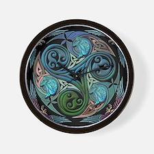 Cute Celtic Wall Clock