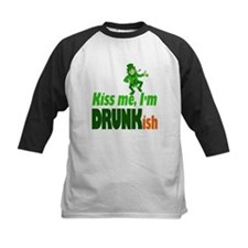 Kiss Me I'm Drunkish Tee