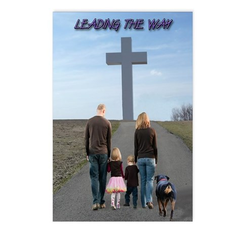 Leading the Way Postcards (Package of 8)