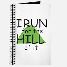 Funny Hill Running Journal