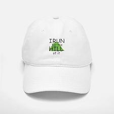 Funny Hill Running Baseball Baseball Cap