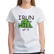 Funny Hill Running Tee