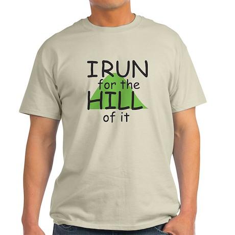 Funny Hill Running Light T-Shirt