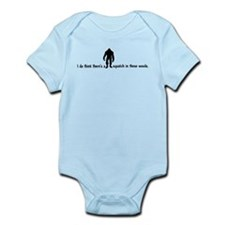 Squatch in these Woods - Finding Bigfoot Infant Bo