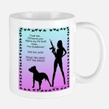 Ill Harm YOU END BSL Mug