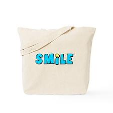 One Smile Tote Bag