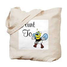 Aunt To Bee Tote Bag