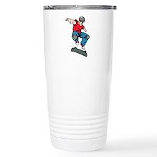 Skateboarder Travel Mug