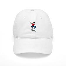 Skateboarder Baseball Cap