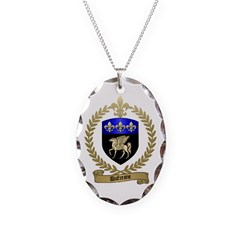 DUFRESNE Family Crest Necklace