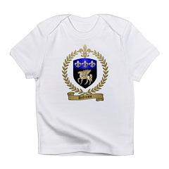 DUFRESNE Family Crest Infant T-Shirt