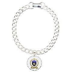 DUFRESNE Family Crest Bracelet