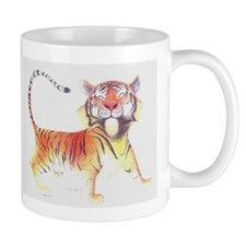 Cute Tiger Small Mug