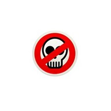 Ghost Buster Gear Mini Button